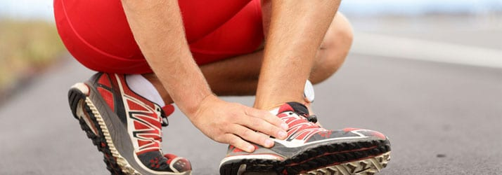 Ankle Pain in Cary NC