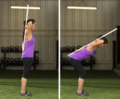 Exercises to Help With Hip Hinge in Cary NC