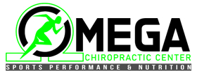 Chiropractic Cary NC Omega Chiropractic Center - Sports Performance & Nutrition One03 Sidebar Logo